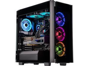 ABS Gladiator Gaming PC - Intel i9 11900K - AORUS GeForce RTX 3080 - G.Skill TridentZ RGB 32GB DDR4 3200MHz - 2TB Intel M.2 NVMe SSD - Corsair H115i RGB Platinum 280MM AIO