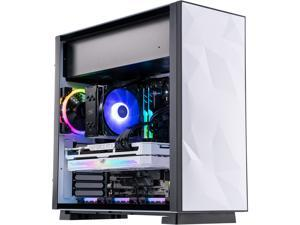 ABS Gladiator Gaming PC - Ryzen 7 5800X - ASUS ROG STRIX GeForce RTX 3080 White - G.Skill TridentZ RGB 32GB DDR4 3200MHz - 1TB Intel M.2 NVMe SSD - RGB CPU Cooler