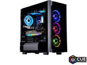 ABS Legend Gaming PC - Intel i7 10700K - EVGA RTX 3080 Ti FTW3 Ultra Gaming - CORSAIR Vengeance RGB PRO 32GB DDR4 3600MHz - 1TB Intel 670P M.2 NVME - CORSAIR H115i RGB Platinum 280MM - Win 10 Pro