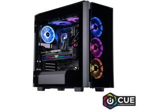 ABS Gladiator Gaming PC - Intel i7 11700K - ASUS ROG Strix GeForce RTX 3080 - G.Skill TridentZ RGB 32GB DDR4 3200MHz - 1TB Intel 670P M.2 NVMe SSD - Corsair iCUE H115i Elite Capellix 280MM AIO