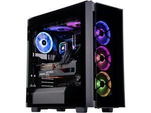 ABS Legend Gaming PC - Intel i9 11900K - GIGABYTE AORUS GeForce RTX 3090 - G.Skill TridentZ RGB 32GB DDR4 3200MHz - 1TB AORUS GEN4 M.2 NVMe SSD - Corsair iCUE H115i Elite Capellix RGB 280MM AIO