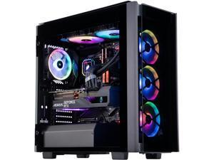ABS Gladiator Gaming PC - Intel i7 11700K - AORUS GeForce RTX 3080 - G.Skill TridentZ 32GB RGB DDR4 3200MHz - 1TB AORUS GEN4 M.2 NVMe SSD - CORSAIR iCUE H115i Elite Capellix 280MM Liquid Cooling