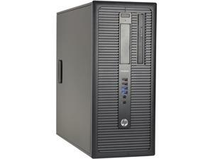 HP Desktop Computer 600 G1-T Intel Core i5 4th Gen 4570 (3.20 GHz) 16 GB DDR3 480 GB SSD Intel HD Graphics 4600 Windows 10 Pro 64-bit