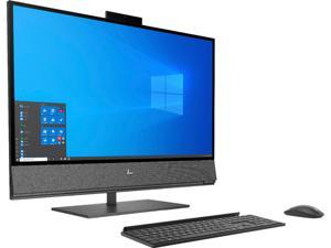 "HP All-in-One Computer ENVY 32-A0027C Intel Core i7 9th Gen 9700 (3.00 GHz) 16 GB DDR4 1 TB HDD 256 GB NVMe SSD 31.5"" 4K/UHD Windows 10 Home 64-bit"