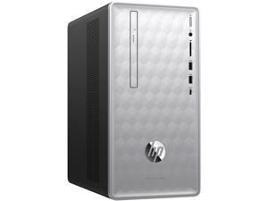 HP Desktop Computer Pavilion 590-p0117c Intel Core i5 8th Gen 8400 (2.80 GHz) 8 GB DDR4 1 TB HDD Intel UHD Graphics 630 Windows 10 Home 64-bit