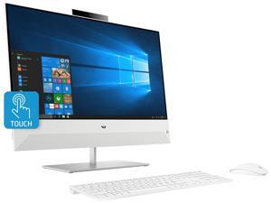 "HP All-in-One Computer (Factory Recertified) Pavilion 24-xa1009 Ryzen 3 3200U (2.60 GHz) 8 GB DDR4 2 TB HDD 23.8"" Touchscreen Windows 10 Home 64-bit"
