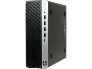 HP Desktop Computer 600 G3-SFF Intel Core i7 6th Gen 6700 (3.40 GHz) 16 GB DDR4 512 GB SSD Intel HD Graphics 530 Windows 10 Pro 64-bit