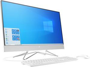 "HP All-in-One Computer 27-dp0109 Ryzen 3 4000 Series 4300U (2.70 GHz) 8 GB DDR4 1 TB HDD 27"" Windows 10 Home 64-bit"