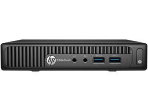HP Desktop Computer EliteDesk 705 G3-MINI A10-Series APU A10-8770E (2.80 GHz) 8 GB DDR4 500 GB HDD AMD Radeon R7 Windows 10 Pro 64-bit