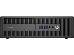 HP Grade A Desktop Computer ProDesk 600 G1 Intel Core i3 4th Gen 4330 (3.50 GHz) 4 GB DDR3 500 GB HDD Intel HD Graphics 4600 Windows 10 Pro 64-bit