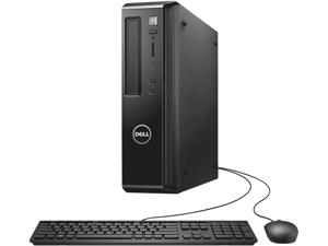 DELL Grade A Desktop Computer Vostro 260S Intel Core i3 2nd Gen 2100 (3.10 GHz) 4 GB DDR3 320 GB HDD Intel HD Graphics 2000 Windows 10 Pro 64-bit