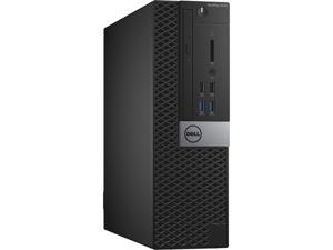 DELL Desktop Computer OptiPlex 5040 Intel Core i5 6th Gen 6500 (3.20 GHz) 16 GB 512 GB SSD Intel HD Graphics 530 Windows 10 Pro 64-bit