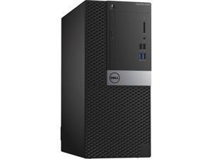 DELL Desktop Computer OptiPlex 5040 Intel Core i7 6th Gen 6700 (3.40 GHz) 16 GB 256 GB SSD Intel HD Graphics 530 Windows 10 Pro 64-bit