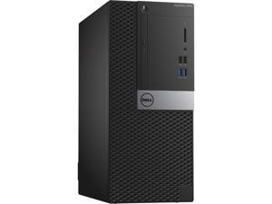 DELL Desktop Computer OptiPlex 7040 Intel Core i7 6th Gen 6700 (3.40 GHz) 8 GB 512 GB SSD Intel HD Graphics 530 Windows 10 Pro 64-bit
