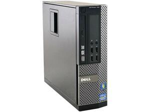 DELL Desktop Computer 7010 Intel Core i5 3rd Gen 3470 (3.20 GHz) 8 GB DDR3 500 GB HDD Windows 10 Home
