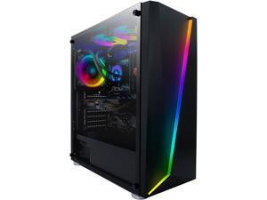 Yeyian Gaming Desktop Kunai X01 YPB-KUN-X01 Intel Core i5 10th Gen 10600K (4.10 GHz) 16 GB DDR4 1 TB NVMe SSD NVIDIA GeForce RTX 3060 Windows 10 Home 64-bit