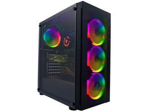 Yeyian Gaming Desktop Katana X01 YPB-KAT-X01 Intel Core i7 10th Gen 10700KF (3.80 GHz) 16 GB DDR4 1 TB NVMe SSD NVIDIA GeForce RTX 3060 Ti Windows 10 Home 64-bit
