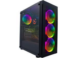 Yeyian Gaming Desktop Katana X02 YPB-KAT-X02 Intel Core i7 10th Gen 10700KF (3.80 GHz) 16 GB DDR4 1 TB NVMe SSD NVIDIA GeForce RTX 3070 Windows 10 Home 64-bit