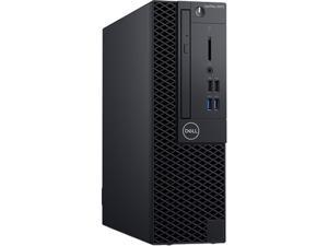 DELL OPTIPLEX 3070 (G14D2) - Business Desktop PC - Intel Core i5 9500 (6-Core 3.0 GHz), Intel UHD Graphics 630, 8 GB DDR4, 1 TB HDD, Intel H370, Small Form Factor, Windows 10 Pro 64-bit