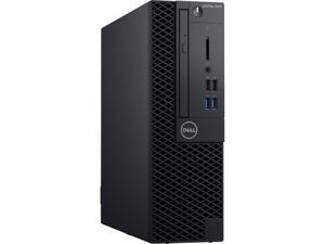 Dell OptiPlex 3000 3070 Desktop Computer - Core i3 i3-9100 - 4 GB RAM - 500 GB HDD - Small Form Factor