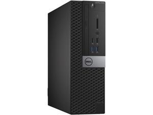 DELL Grade A Desktop Computer OptiPlex 3040 Intel Core i5 6th Gen 6500 (3.20 GHz) 8 GB DDR3L 500 GB HDD Intel HD Graphics 530 Windows 10 Home 64-bit Multi-language