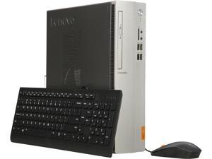 Lenovo Desktop Computer IdeaCentre 310S-08ASR 90G90066US A6-Series APU A6-9225 (2.60 GHz) 4 GB DDR4 1 TB HDD AMD ...