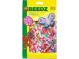 SES Creative 777 Iron-on beads 3000 pcs Girly