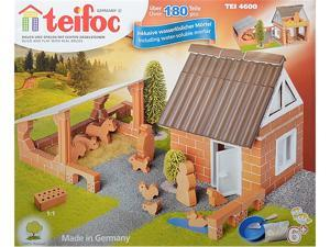 Teifoc 4600 Farm Set-180+ Pcs.