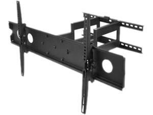 "SIIG CE-MT1F12-S1 42""-80"" Full-Motion TV Wall Mount LED & LCD HDTV, up to VESA 800x400 max load 154 lbs, Compatible with Samsung, Vizio, Sony, Panasonic, LG, and Toshiba TV"