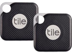 Tile Pro with Replaceable Battery - Key Finder. Phone Finder. Anything Finder - 2-Pack - RT-15002