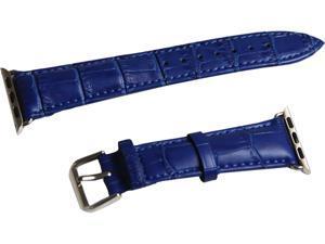 Mgear APPLE-WATCH-42MM-WRIST-BAND-DKBL Wrist Strap for Apple Watch 42mm Dark Blue