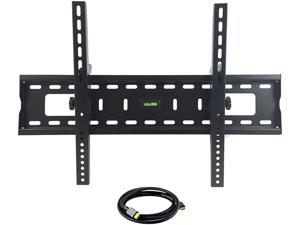 """Megamounts GMPT36N-HDMI-BNDLPC17 32"""" - 70"""" Full Motion Double Articulating Wall Mount for 32-70 Inch Displays"""