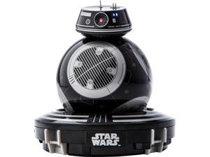 Sphero VD01-APW Black BB-9E App-Enabled Droid with Droid Trainer