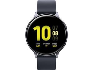 Samsung Galaxy Watch Active 2 Aluminum - 40mm / Black Aqua Black