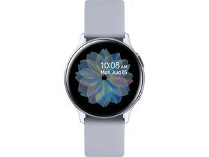 Samsung Galaxy Watch Active2 40mm - Aluminum Cloud Silver (SM-R830NZSAXAC)