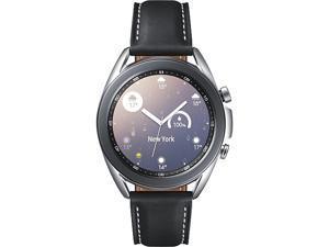 Samsung Galaxy Watch3 Bluetooth Smart Watch - 41mm - Mystic Silver