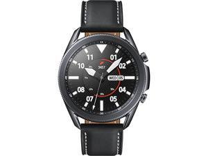Samsung Galaxy Watch3 Bluetooth Smart Watch - 45mm - Mystic Black