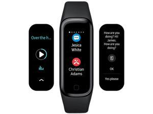 Samsung Galaxy Fit2 Wearable Electronic Black