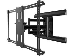 "Kanto PMX660 Black 37"" - 80"" Pro Series Mount for 37"" to 80"" Flat Panel TVs"