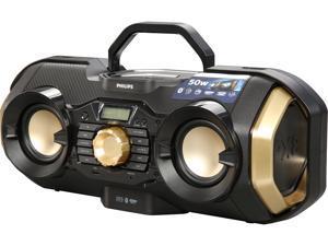 Philips CD Soundmachine - Bluetooth 50W Dynamic Light PX840T/37