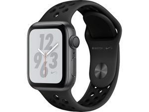 Apple MU6J2B/A Watch Nike+ Series 4 (GPS) Space Gray