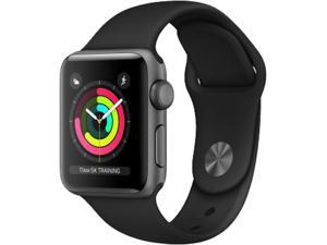 Apple Apple Watch Nike Space Grey Aluminium Case with Anthracite/Black Nike Sport Band Space Gray