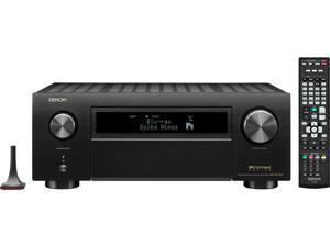 Denon AVR-X6700H Premium 11.2 Channel 8K AV Receiver