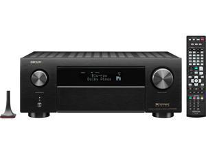 Denon AVR-X4700H 9.2 Channel 8K AV Receiver