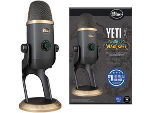 Blue Yeti X World of Warcraft Edition Professional Streaming USB MIC with Blue Voice