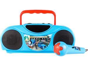 Sakar Thomas Train Radio Karaoke Kit