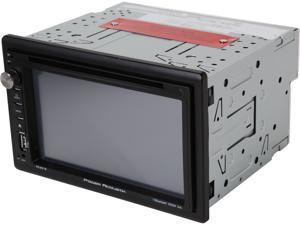 "Power Acoustik PD-651B 6.5"" Touchscreen Bluetooth receiver"