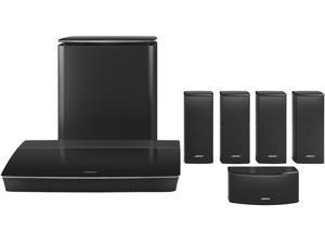 Bose Lifestyle 600 Home Entertainment System Black