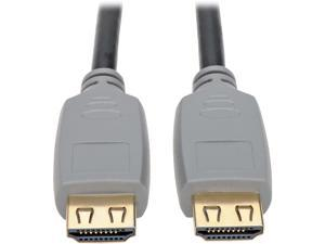 Tripp Lite High-Speed 4K HDMI 2.0a Cable with Gripping Connectors, 15-ft. (P568-015-2A)