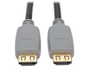 Tripp Lite High-Speed 4K HDMI 2.0a Cable with Gripping Connectors, 10-ft. (P568-010M-2A)
